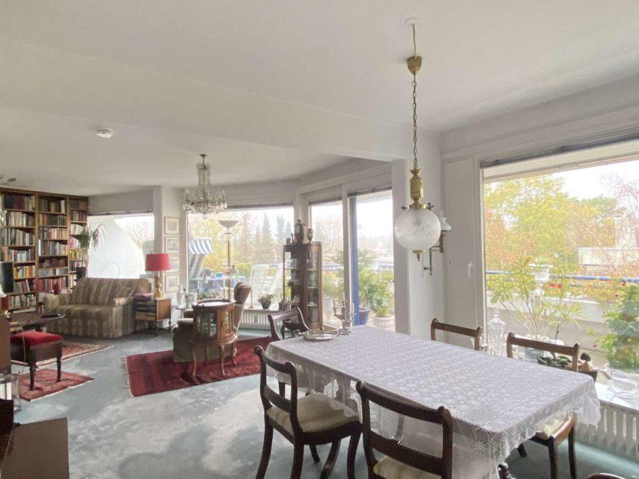 TOPLAGE! Sehr attraktive, ruhige & helle Wohnung mit großer Sonnenterrasse und Blick ins Grüne - 6