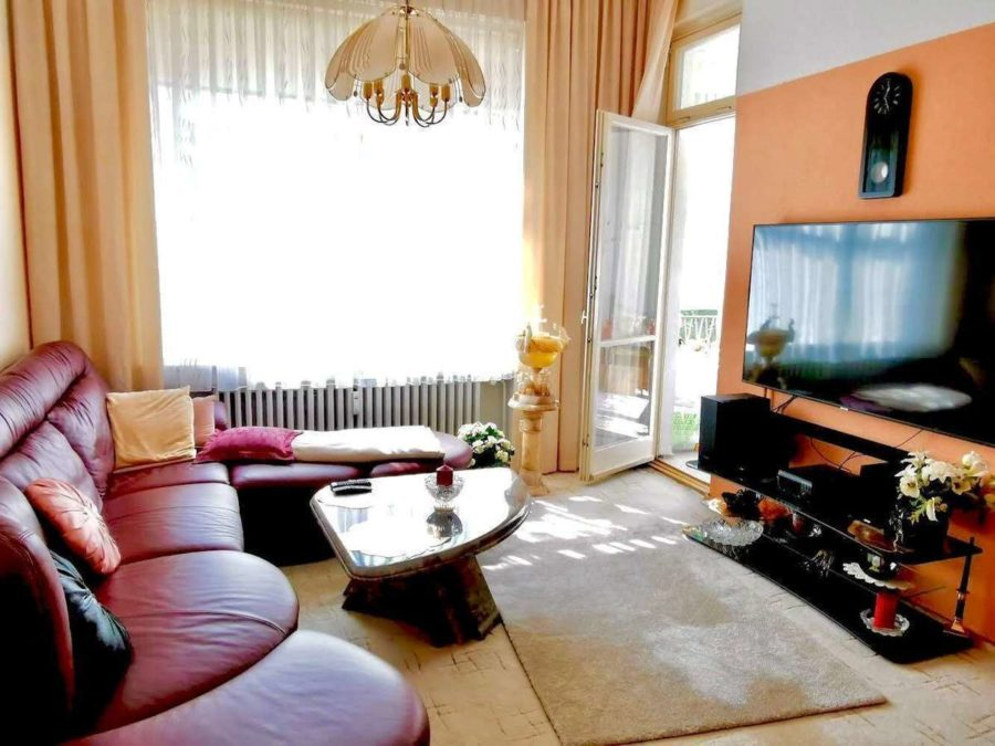 Adrette 3-Zimmerwohnung in grüner Lage von Steglitz - Wohnen