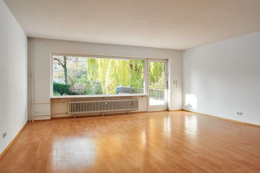 Begehrte Lage: Eigentumswohnung mit großer Sonnenterrasse im südlichen Wilmersdorf - Bild