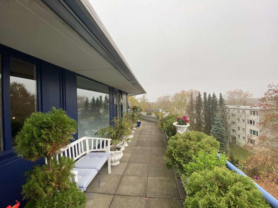 TOPLAGE! Sehr attraktive, ruhige & helle Wohnung mit großer Sonnenterrasse und Blick ins Grüne - 3