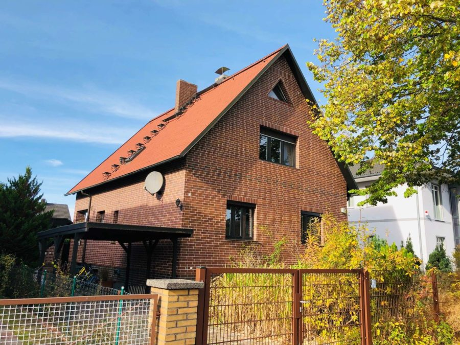Berlin Heiligensee: Bezugsfreies Einfamilienhaus in Toplage - Titelbild