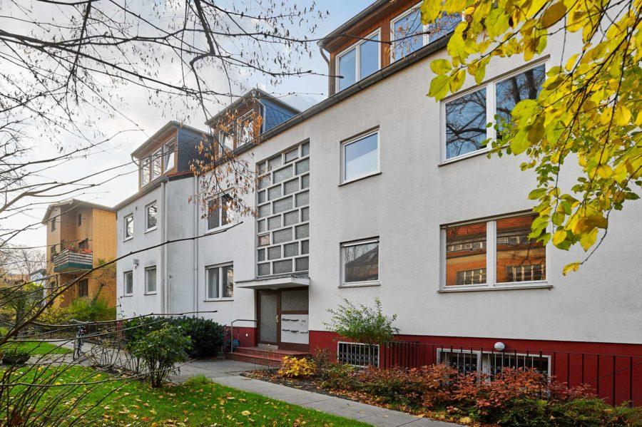 Begehrte Lage: Eigentumswohnung mit großer Sonnenterrasse im südlichen Wilmersdorf - Titelbild
