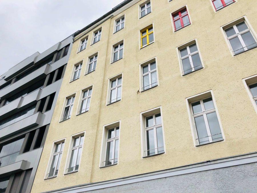 Berlin Mitte: 4-Zimmerwohnung in sehr zentraler und begehrter Lage - Titelbild