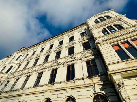 Sehr große & sanierte Altbauwohnung in gefragter Kiezlage, 10713 Wilmersdorf, Etagenwohnung