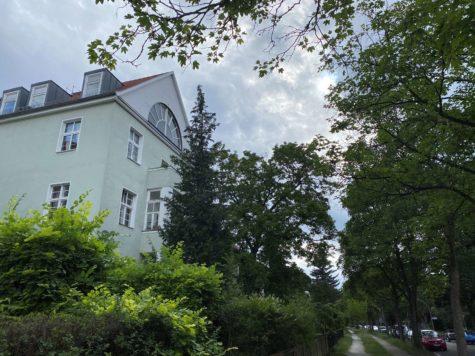 Lichtdurchflutete, familienfreundliche 4 Zimmer Altbauwohnung in ruhiger Bestlage, 14169 Zehlendorf, Etagenwohnung