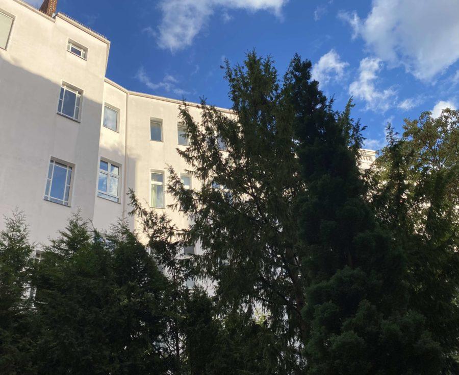 Duplex-Wohnungen: 4. OG und DG im Altbauensemble in Toplage direkt am Bayerischen Platz - Bild