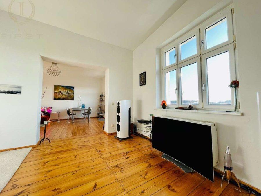 Altbauperle direkt am Mauerpark! Top gepflegte Wohnung in beliebter Lage - Zimmer (1)