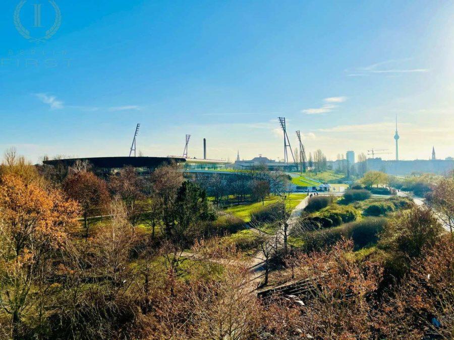 Altbauperle direkt am Mauerpark! Top gepflegte Wohnung in beliebter Lage - Aussicht