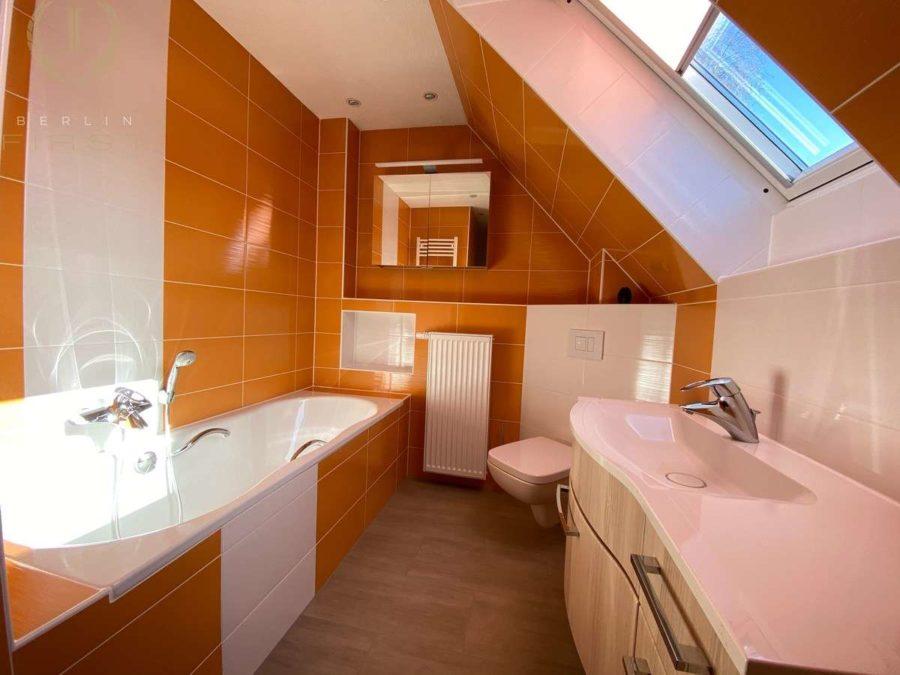 Exklusives Einfamilienhaus in bester Lage von Rathenow - Bad