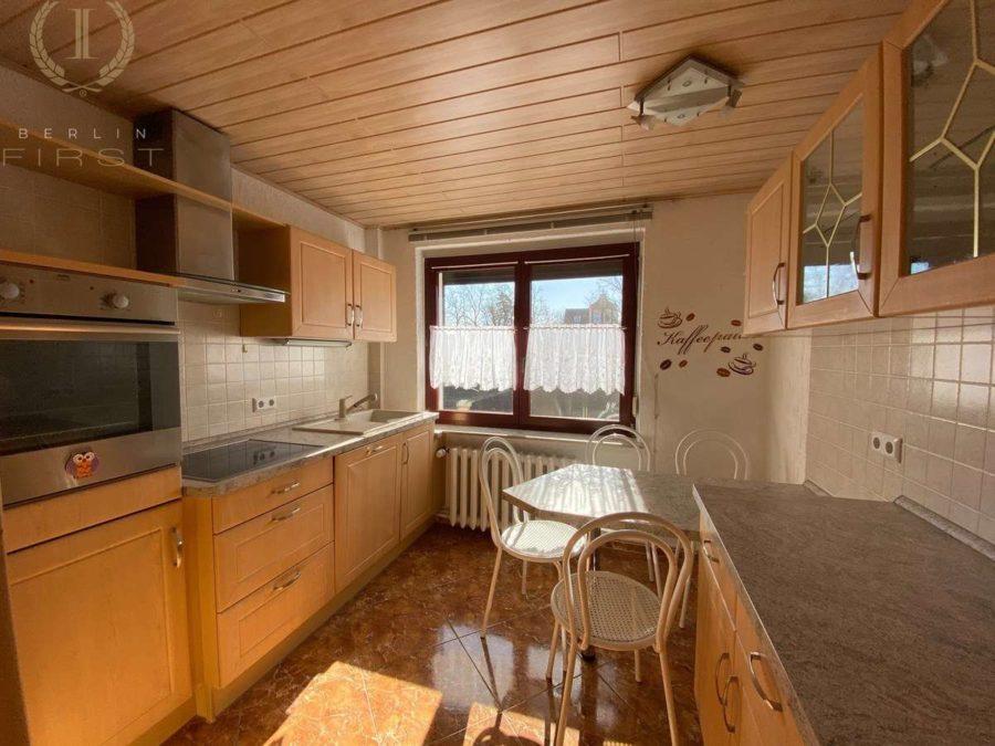 Exklusives Einfamilienhaus in bester Lage von Rathenow - Küche