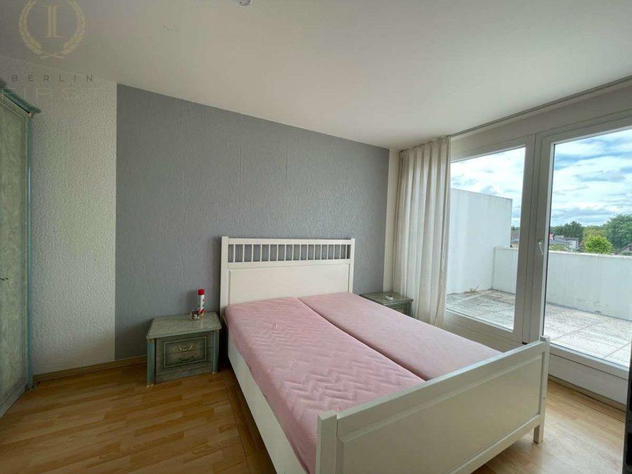 Schweizer Architektenhaus mit Pkw-Stellplatz in sehr begehrter und ruhiger Lage von Zehlendorf - Zimmer (6)