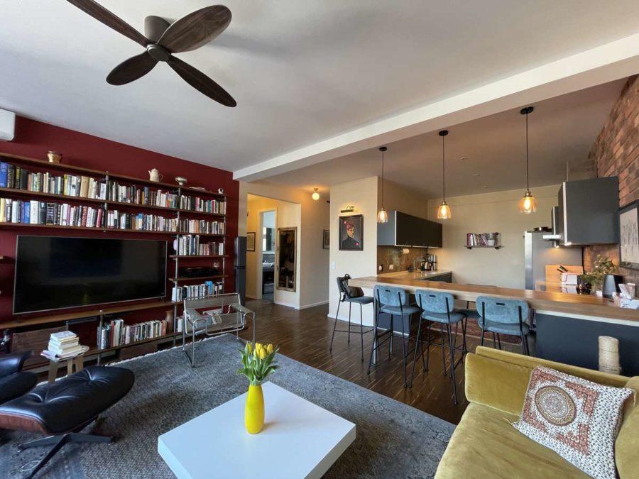 Ruhe mit Privatsphäre und Design! Einzigartiges Dachgeschoss mit vielen Extras in Bestlage - Zimmer (2)