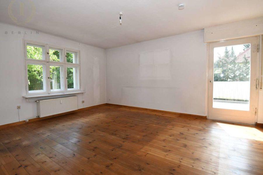 Berlin Wannsee: Exklusive Wohnung mit großer Terrasse nahe Griebnitzsee - Zimmer (5)