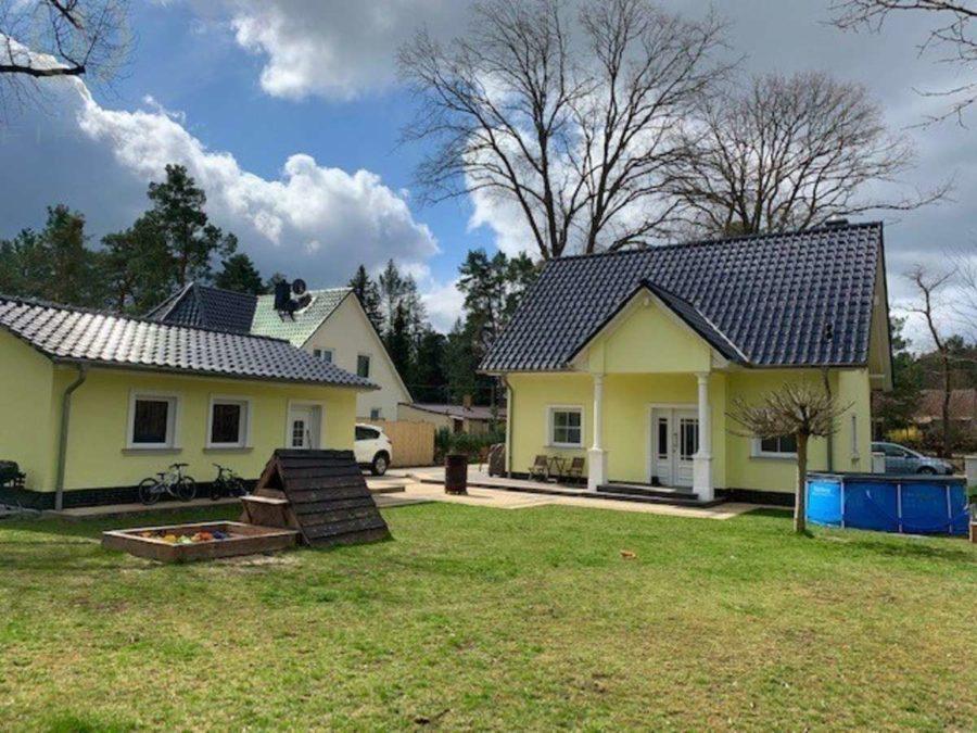 Traumhaftes Einfamilienhaus in sehr ruhiger Lage am Mellensee - Hausansicht
