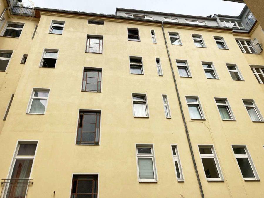 Moderne & lichtdurchflutete 2-Zimmerwohnung in beliebter Lage am Treptower Park - Hausansicht