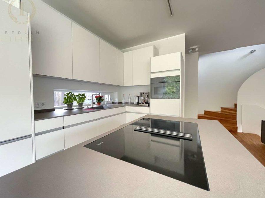Intelligent konzipiertes Energiespar-Designhaus in familienfreundlicher und moderner Toplage - Kochen