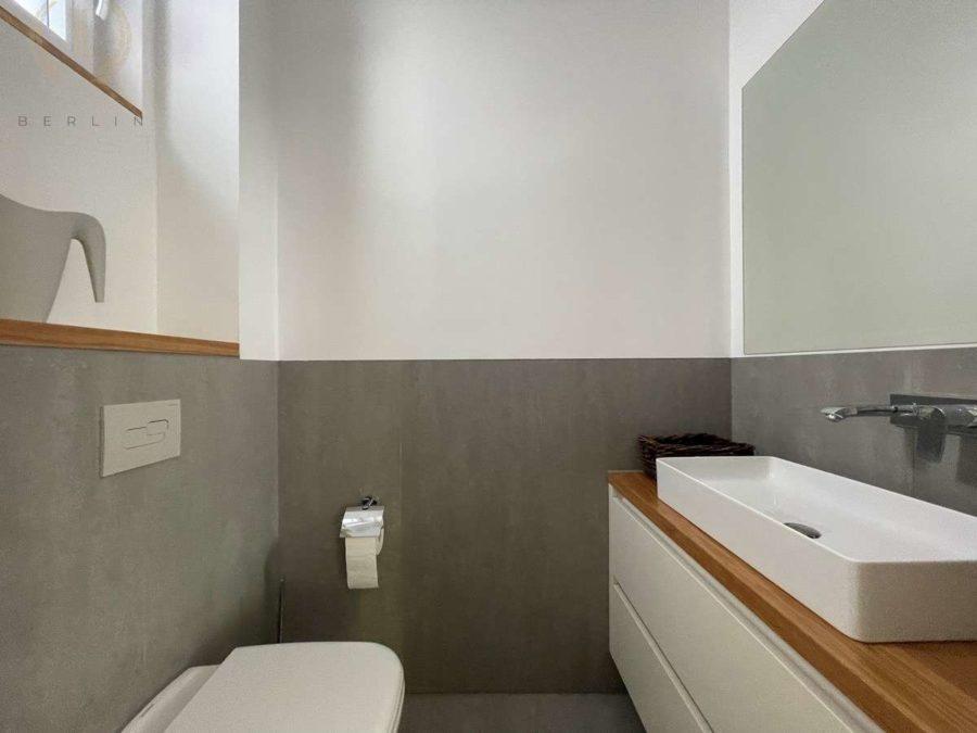 Intelligent konzipiertes Energiespar-Designhaus in familienfreundlicher und moderner Toplage - Bad (2)