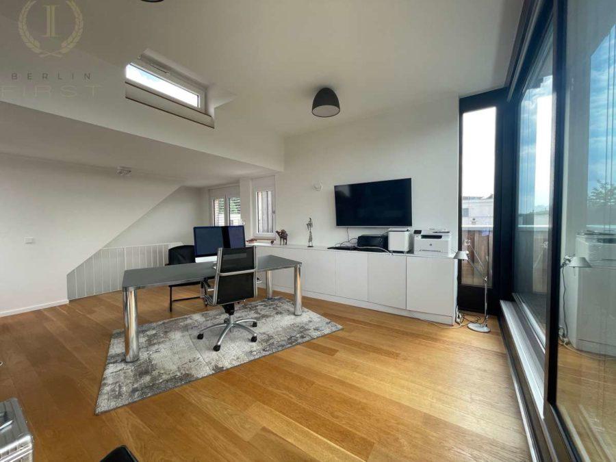 Intelligent konzipiertes Energiespar-Designhaus in familienfreundlicher und moderner Toplage - Studio