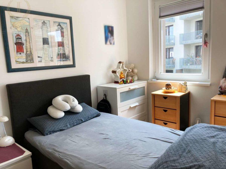 Moderne Neubauwohnung mit Süd-Balkon in idyllischer und begehrter Lage direkt an der Dahme - Schlafen