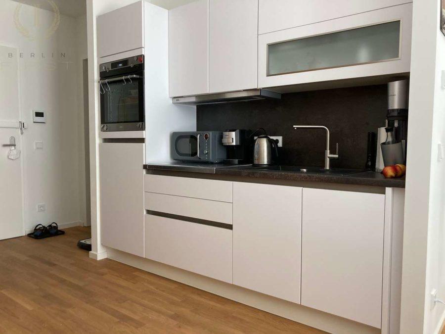Moderne Neubauwohnung mit Süd-Balkon in idyllischer und begehrter Lage direkt an der Dahme - Kochen