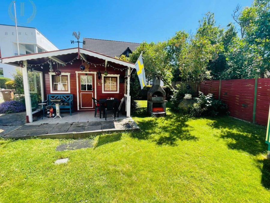 Exklusives Ein-/Zweifamilienhaus mit Garten in Toplage! - Gartenansicht (3)