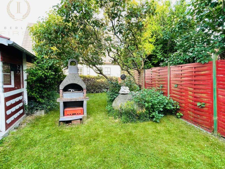 Exklusives Ein-/Zweifamilienhaus mit Garten in Toplage! - Gartenansicht (1)