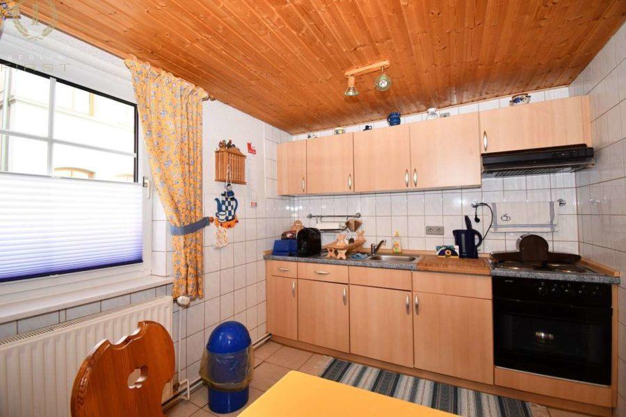 Exklusives Ein-/Zweifamilienhaus mit Garten in Toplage! - Kochen