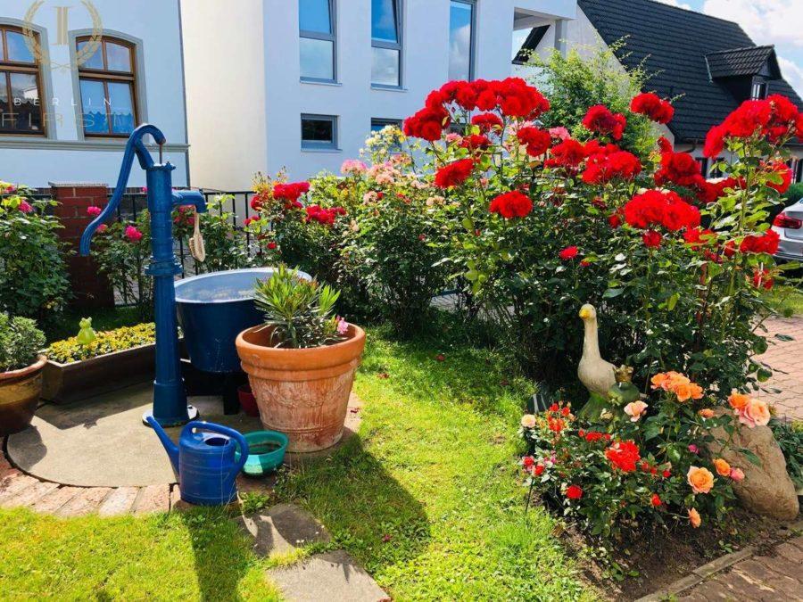 Exklusives Ein-/Zweifamilienhaus mit Garten in Toplage! - Garten 4