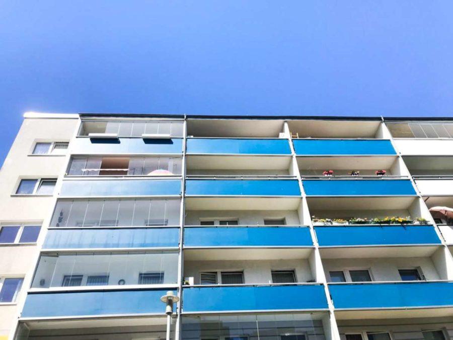 Behagliche & helle Wohnung mit sonnigem Balkon in guter Lage für Selbstnutzer o. Kapitalanleger - 3