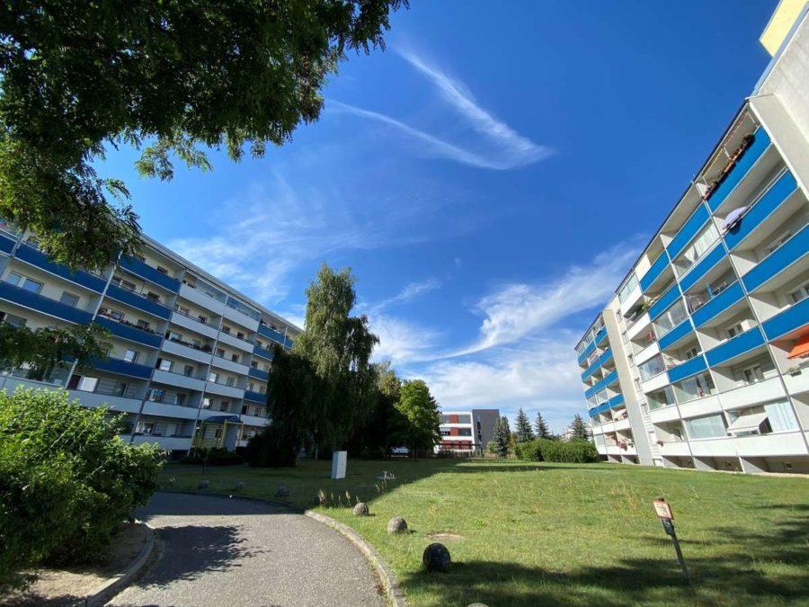 Behagliche & helle Wohnung mit sonnigem Balkon in guter Lage für Selbstnutzer o. Kapitalanleger - pkt2