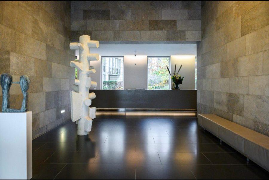 Absolute Bestlage: Einzigartige Luxuswohnung mit Highlights und Blick auf den Park am Potsdamer Pl. - Eingangsbereich