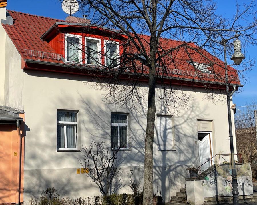 Mehrgenerationenhaus! 2 Wohngebäude auf einem Grundstück zur vielseitigen Nutzung in begehrter Lage - Hausansicht